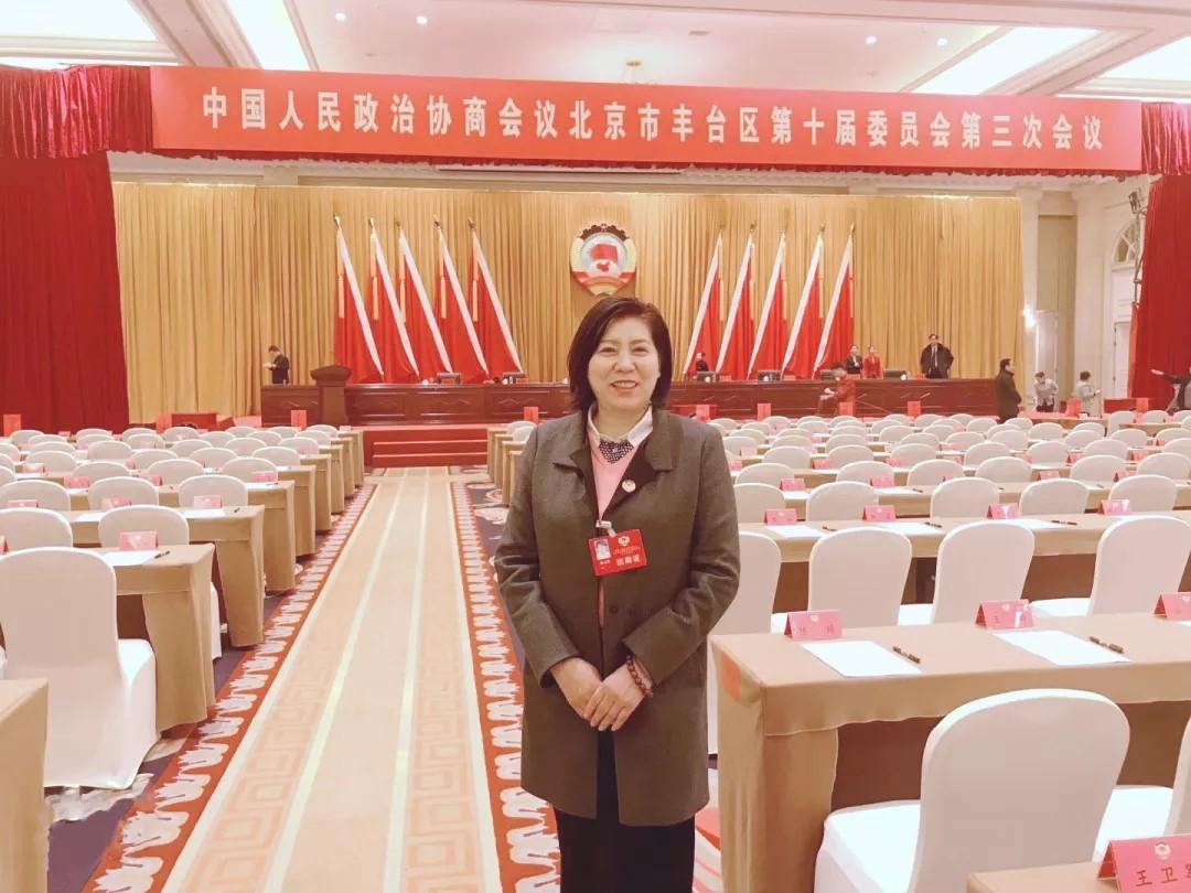 做新时代有担当的政协委员——记区政协委员韩立新