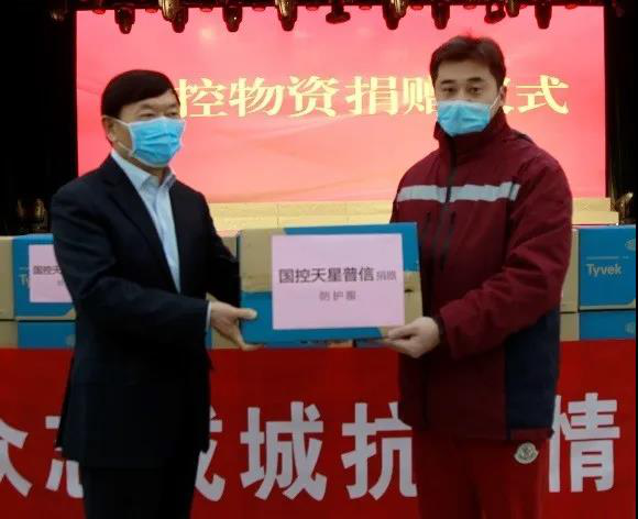 践行社会责任担当   全力以赴抗击疫情 ——记区政协常委樊洪