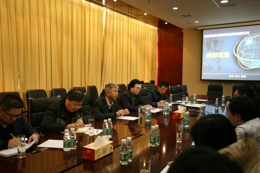 区政协主席刘宇到科技园区调研走访部分企业