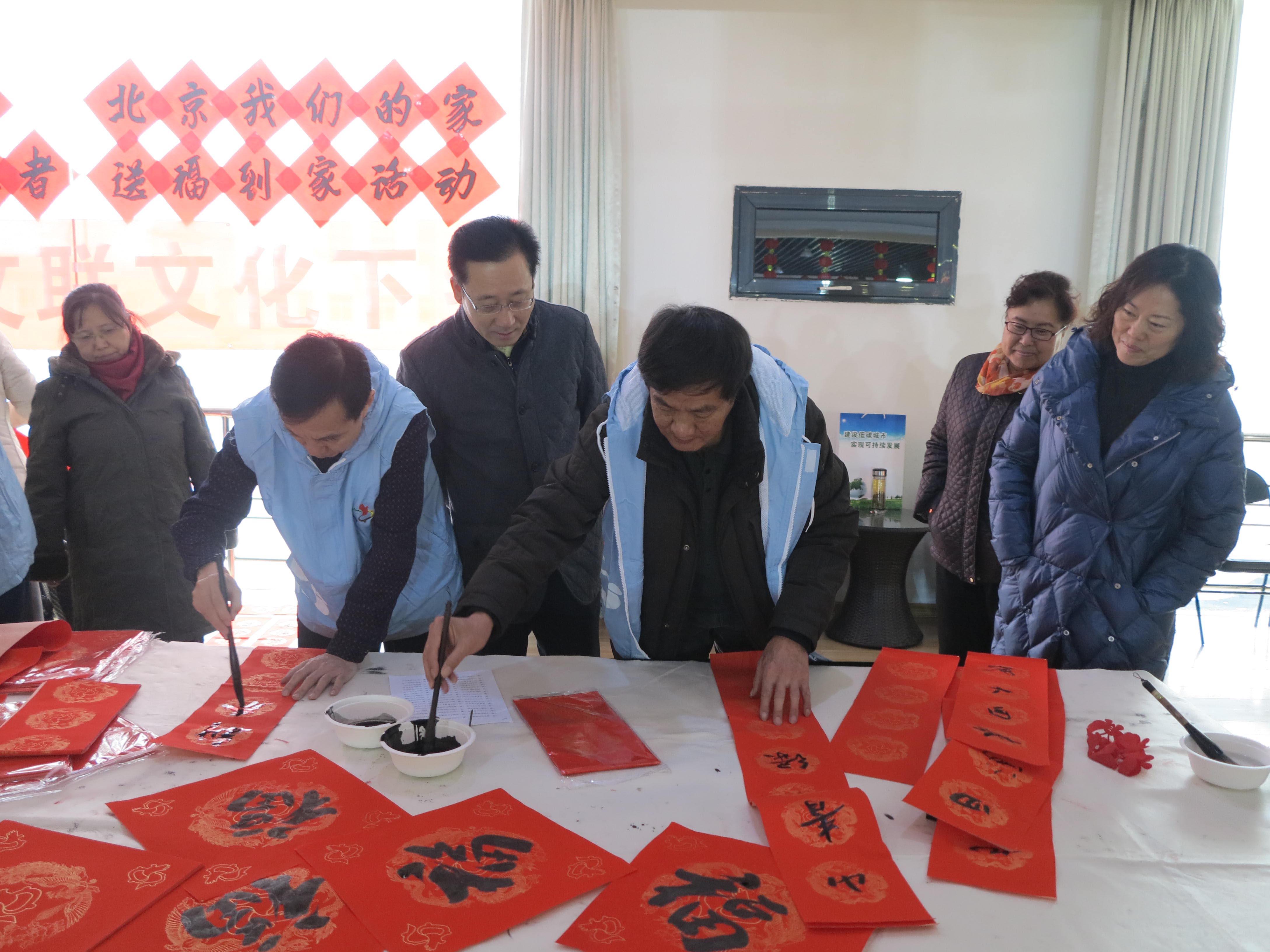"""区政协文化界别部分委员参加 2017年文化、科技、卫生""""三下乡""""活动"""